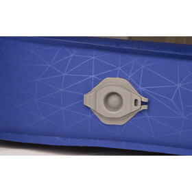 Sea to Summit Comfort Deluxe S.I. Mat Regular Wide, blue